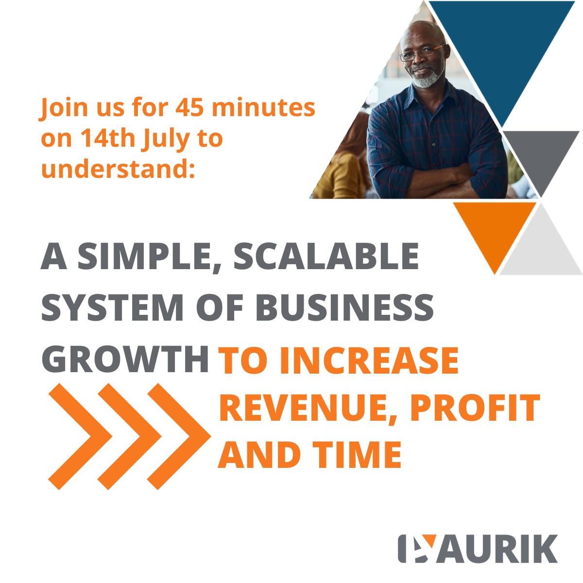 Business growth seminar 14/07